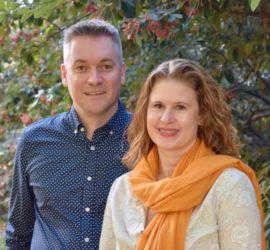 adoption parent profile - Christina & Erwan