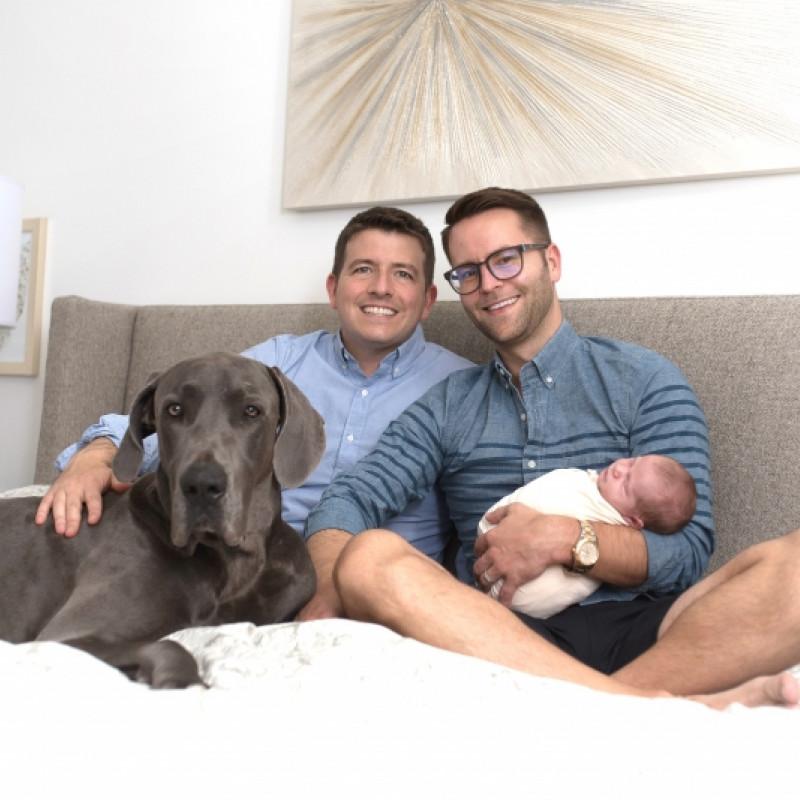 adoption profile - CJ and Patrick