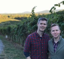 adoption parent profile - Clifton and Chad