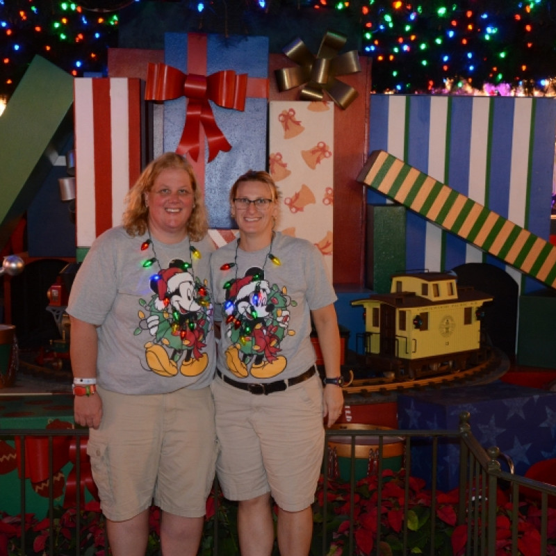 adoption profile - Corinne and Adrienne