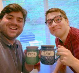 adoption parent profile - Dan and Steve