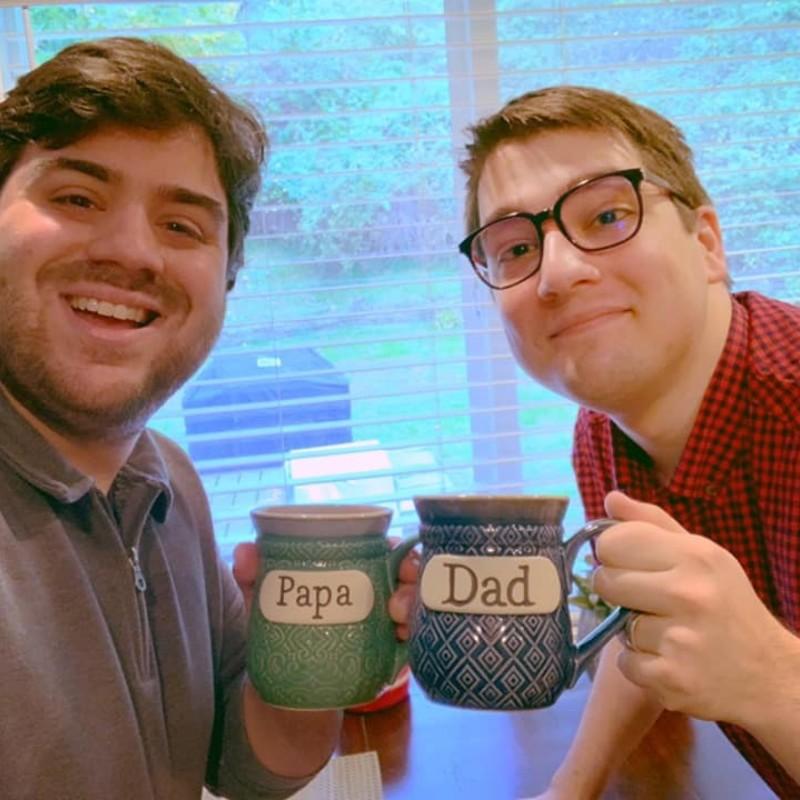 adoption profile - Dan and Steve