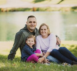 adoption parent profile - Dan & Carrie