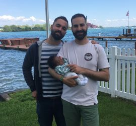 adoption parent profile - Dan & Joel & Joslyn