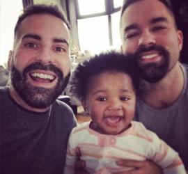 adoption parent profile - Dan & Joel & Joslyn