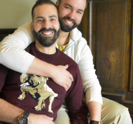 adoption parent profile - Joel & Dan