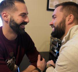 adoption parent profile - Dan & Joel