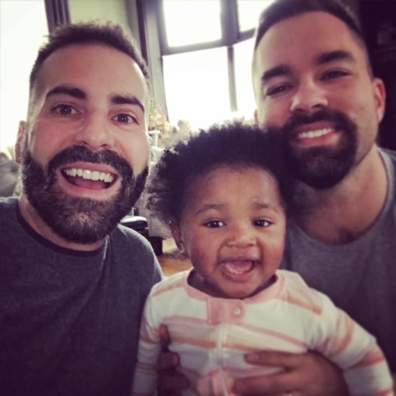 adoption profile - Dan & Joel & Joslyn