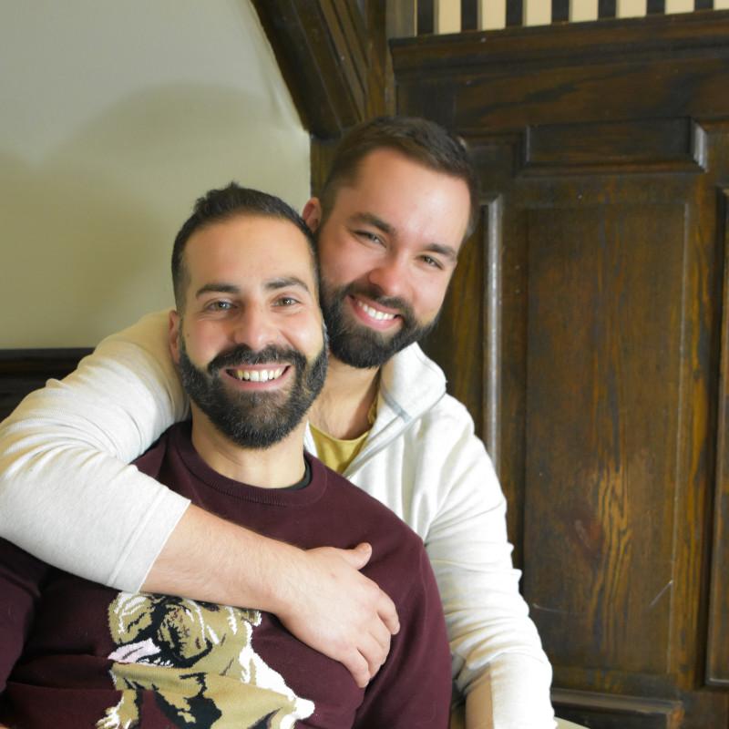 adoption profile - Dan & Joel