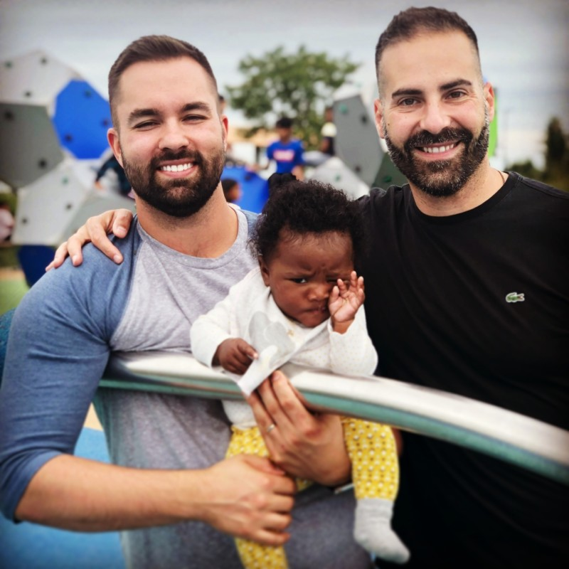 adoption profile - Dan & Joel & Joslyn
