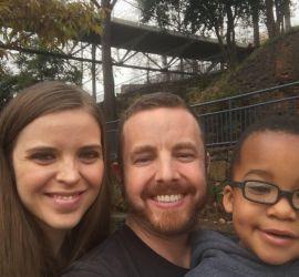 adoption parent profile - DarrickBarbie&Atticus