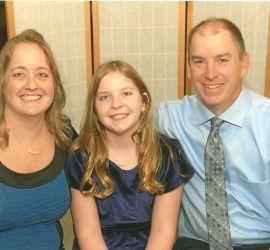 adoption parent profile - Dave and Chrissie