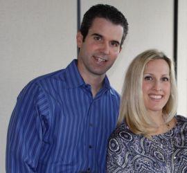 adoption parent profile - Denise & Vic