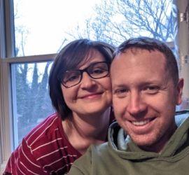 adoption parent profile - Devon & Jessica