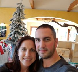 adoption parent profile - Dina and Joe