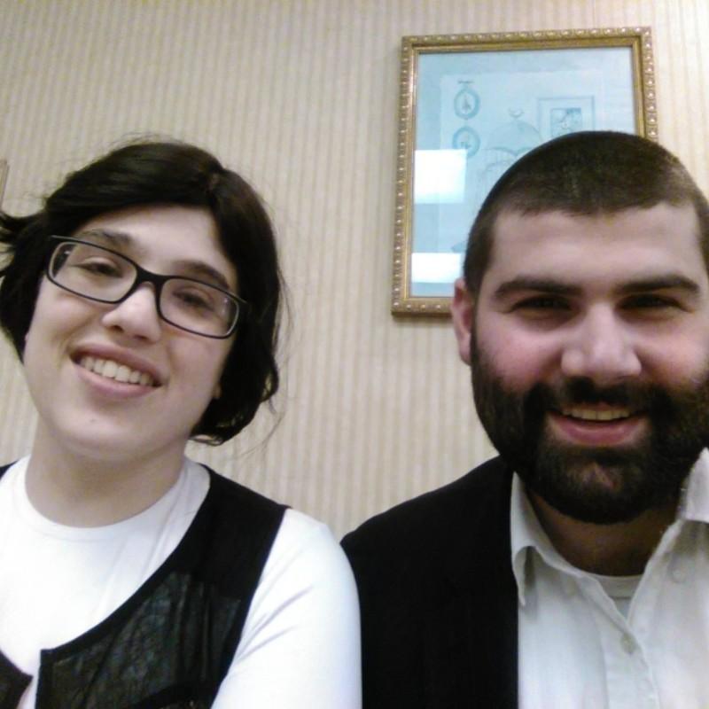 adoption profile - Eliot & Elisheva