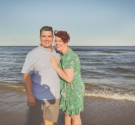 adoption parent profile - Eric and Amy