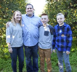 adoption parent profile - Ethan & Jami
