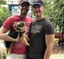 adoption parent profile - Frank and Chris