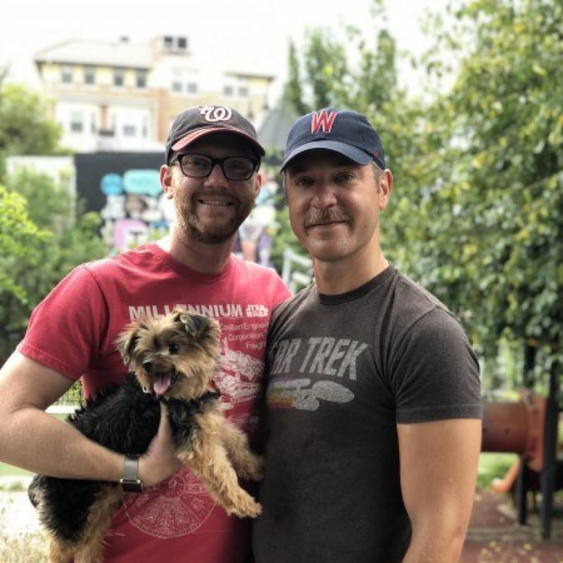 adoption profile - Frank and Chris