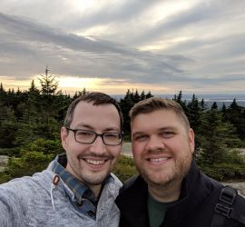 adoption parent profile - Isaiah & Andrew