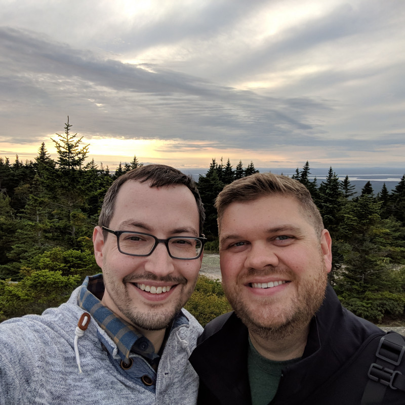 adoption profile - Isaiah & Andrew