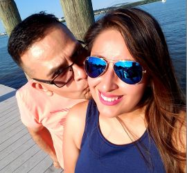 adoption parent profile - Javi & Ross