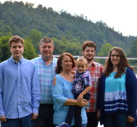 adoption parent profile - Jerry and Elizabeth