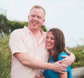 adoption parent profile - Joanna & Tom