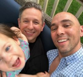 adoption parent profile - Joe & Joe