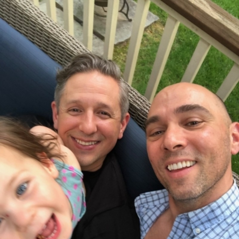 adoption profile - Joe & Joe