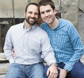 adoption parent profile - Joe & Zach
