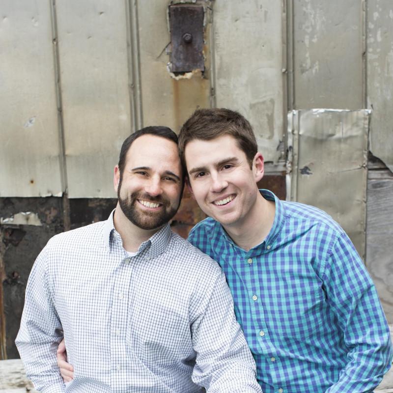 adoption profile - Joe & Zach