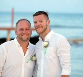 adoption parent profile - John & Brandon