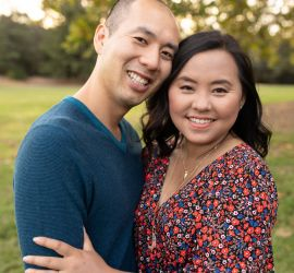 adoption parent profile - Johnhan & Jeanne