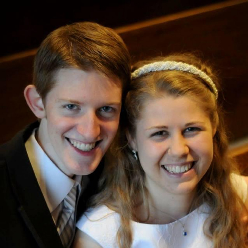adoption profile - Josiah & Paige