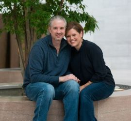 adoption parent profile - Julie & George