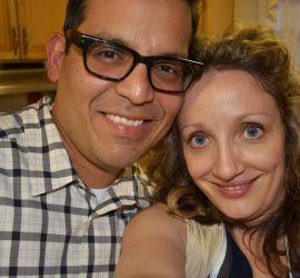 adoption parent profile - Julio & Michelle