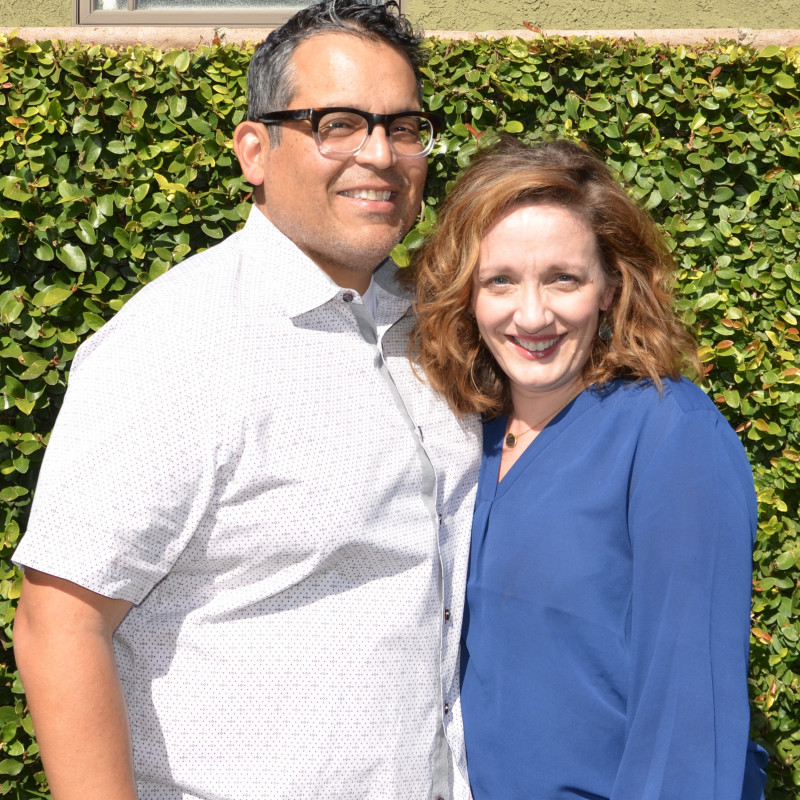 adoption profile - Michelle & Julio