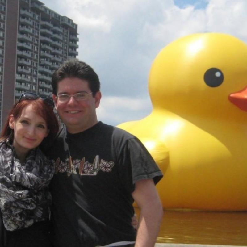 adoption profile - Karen & Aaron