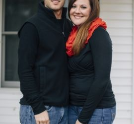 adoption parent profile - Kate & Joe