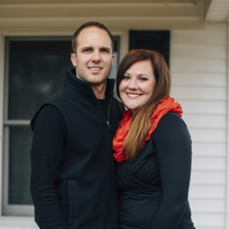 adoption profile - Kate & Joe