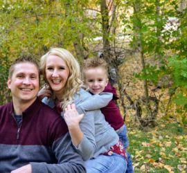adoption parent profile - Kevin & Chrissy