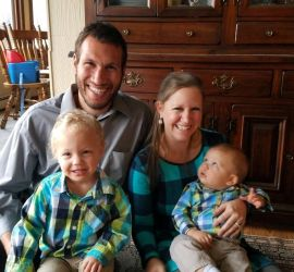 adoption parent profile - Krista & Jason