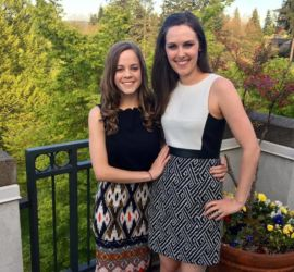 adoption parent profile - Kristin & Laura