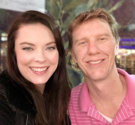 adoption parent profile - Lindsay and Levi