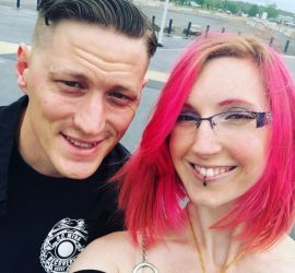 adoption parent profile - Lisa and Drew