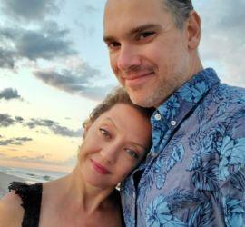 adoption parent profile - Liz and Chris