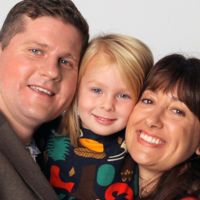 adoption profile - Matt Katy and Evelyn