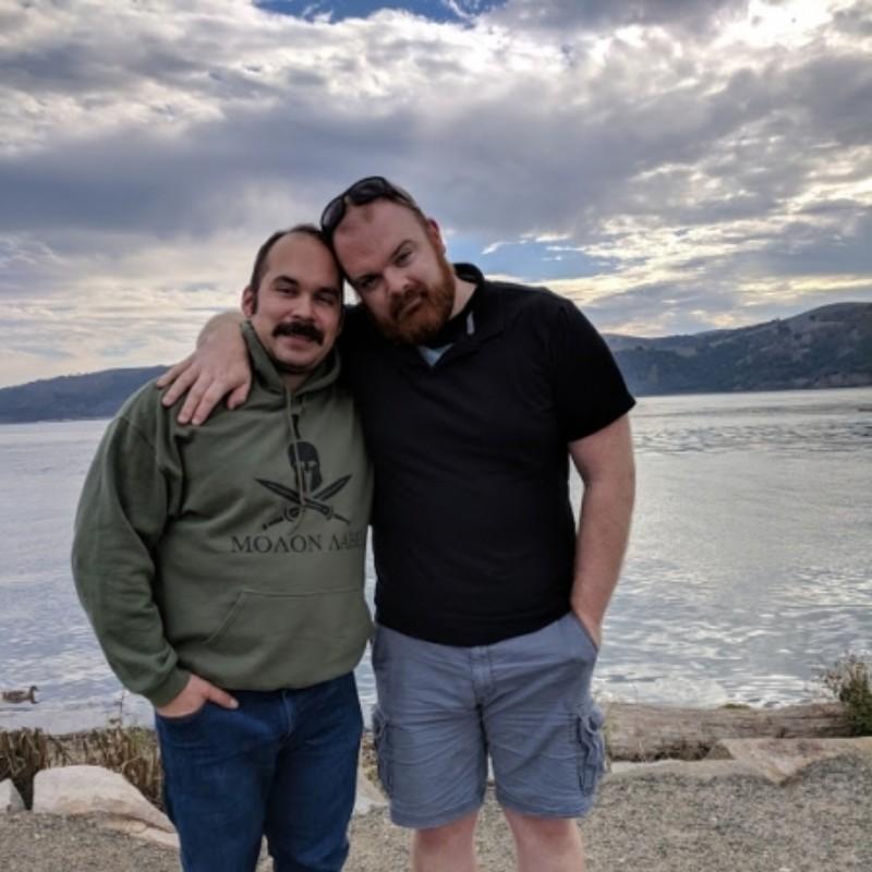adoption profile - Michael and Alain